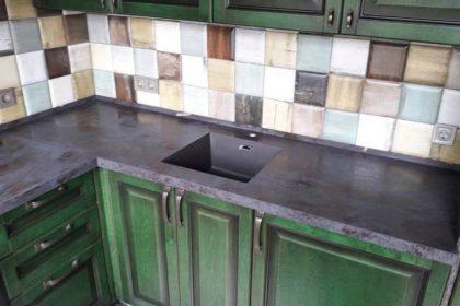 Столешница из камня для кухни