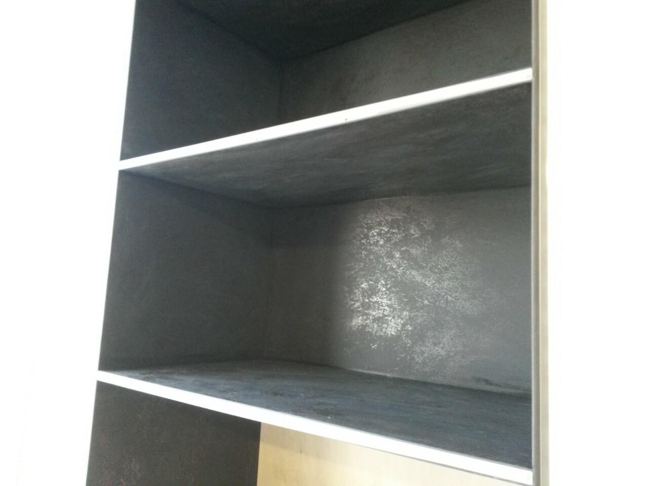 Шкаф из искусственного камня