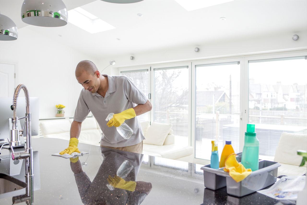How to Take Care of Granite countertop